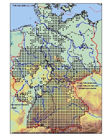 Hirschlausfliege Verbreitung Deutschland